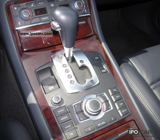 2007 Audi A8 4.2 Quattro Tiptronic DPF TDI Xenon APS Pace