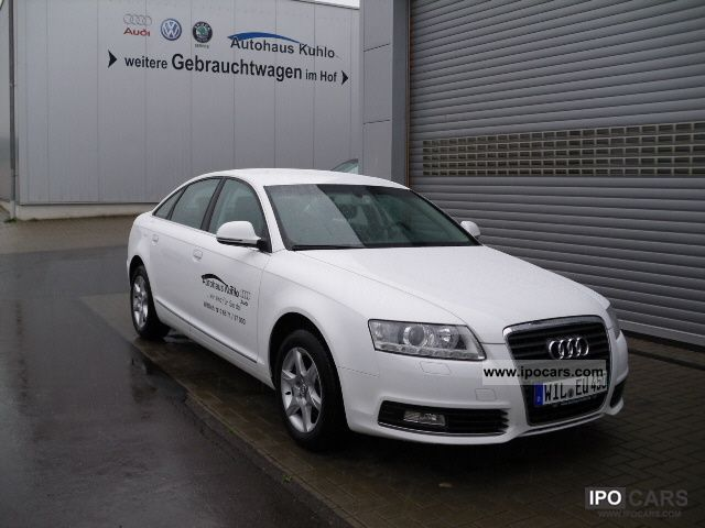 2011 Audi  A6 Saloon 2.0 TFSI 6-speed Limousine Used vehicle photo