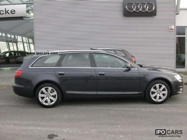 2009 Audi  A6 Bose, Sunroof, Navi Plus, Businessp Estate Car Used vehicle photo