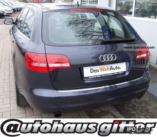Peugeot 3008 Suv 1 2 Puretech Gt Line S S 5dr Estate: 2009 Audi A6 AVANT QUATTRO XENON 4.2 FSI S-LINE