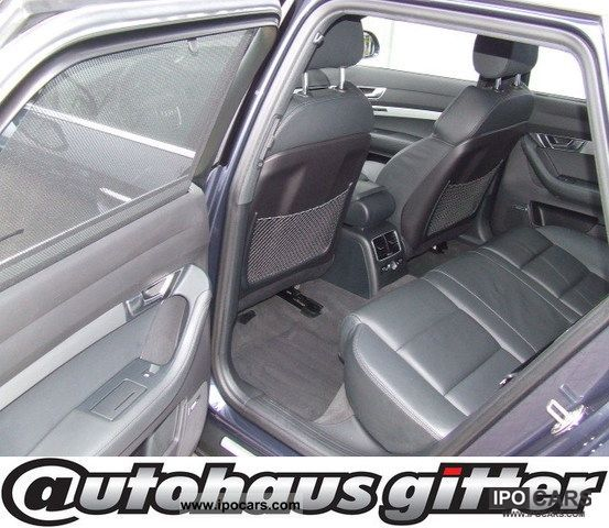 2009 Audi A6 AVANT QUATTRO XENON 4.2 FSI S-LINE