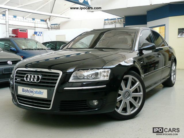 2006 Audi  A8 6.0 W12 Quattro/20 inch / heater Limousine Used vehicle photo