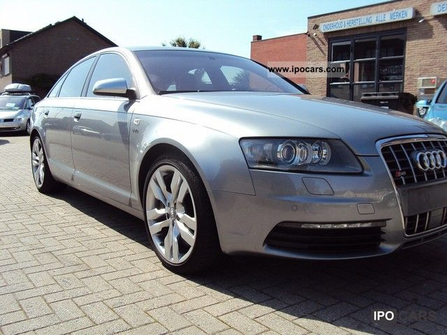 2007 audi s6 5 2 v10 quattro tiptronic 435 full option car photo and specs. Black Bedroom Furniture Sets. Home Design Ideas
