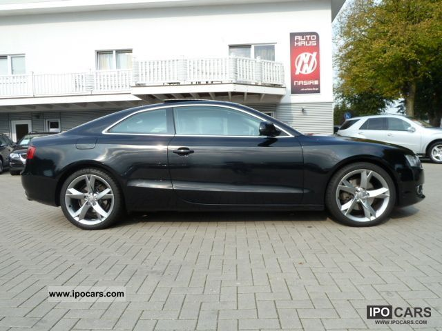 2008 audi a5 3 0 tdi dpf s line opensky navi car photo and specs. Black Bedroom Furniture Sets. Home Design Ideas