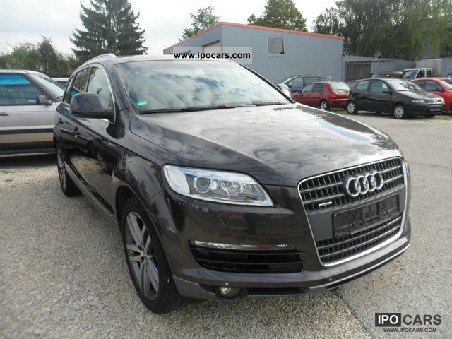 2007 audi q7 3 0 tdi 7 seater panoramic roof car photo. Black Bedroom Furniture Sets. Home Design Ideas