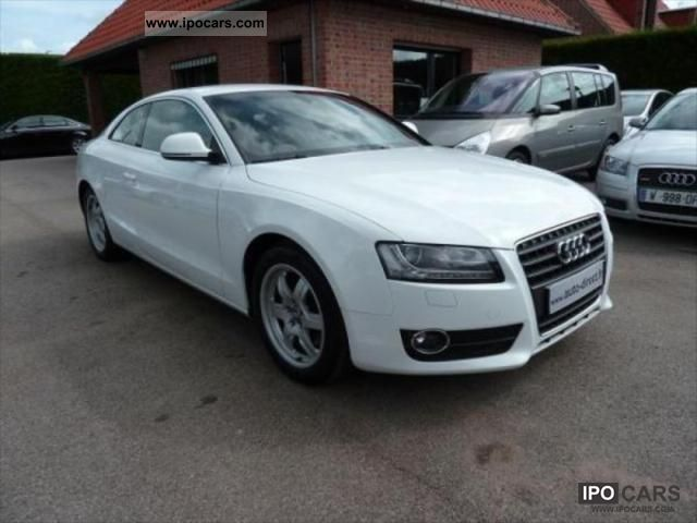 2007 audi a5 2 7 tdi ambition 190 multitronic import car photo and specs. Black Bedroom Furniture Sets. Home Design Ideas