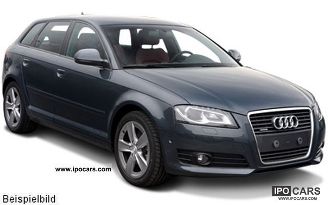 2011 audi a3 1 6 tdi ambiente sportback car photo and specs for Audi a3 3 puertas