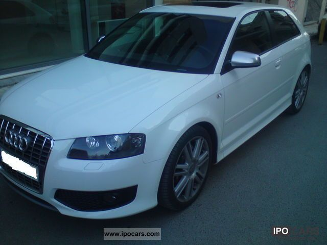 Audi  S3 320 hp tuning xenon 2008 Tuning Cars photo