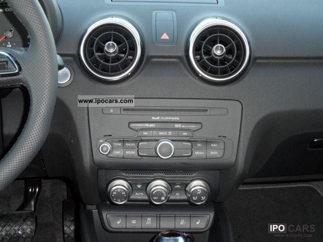 2011 audi a1 sportback 1 4tfsi s tronic s line navi. Black Bedroom Furniture Sets. Home Design Ideas
