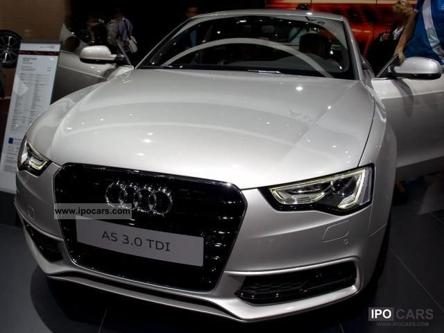 2011 Audi  A5 to 19% with no down payment! 1.8 TFSI, ... Sports car/Coupe New vehicle photo