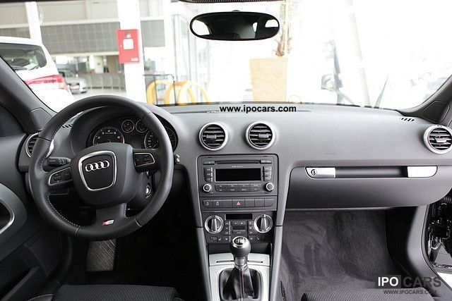 2010 audi a3 cabriolet 1 2 tfsi s line sport package. Black Bedroom Furniture Sets. Home Design Ideas