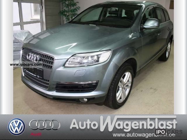 2007 Audi  Q7 3.0 TDI DPF Navi / Xenon / electric seats Off-road Vehicle/Pickup Truck Used vehicle photo