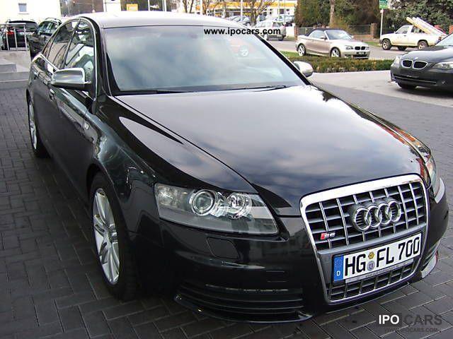 Audi S V Car Photo And Specs - Audi s6 v10
