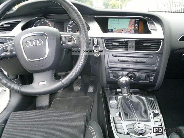 2009 Audi A4 Av. 2.0 TDI S-LINE - Car Photo and Specs