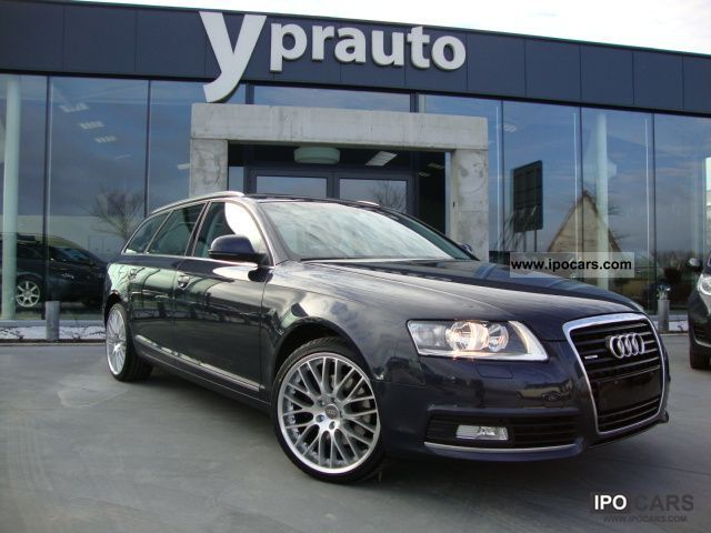 2010 Audi A6 Avant 3 0 Tdi Quattro Tiptronic Car Photo And Specs