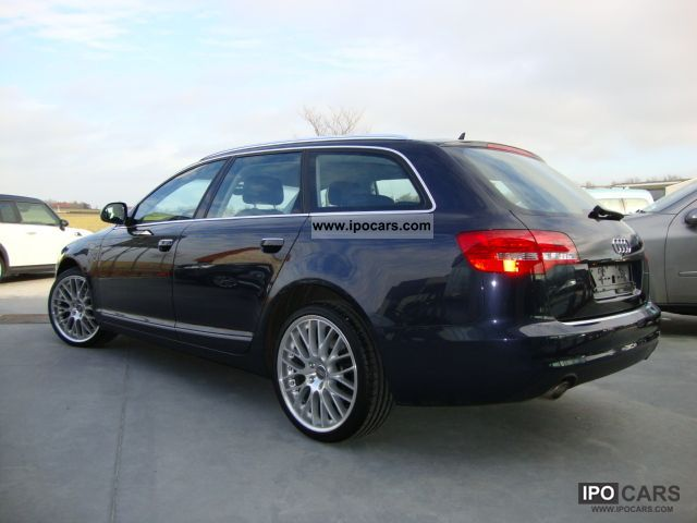2010 audi a6 avant 3 0 tdi quattro tiptronic car photo and specs. Black Bedroom Furniture Sets. Home Design Ideas