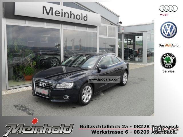 2010 Audi  A5 2.0 TFSI, Xenon, Heated seats, PDC plus Sports car/Coupe Used vehicle photo