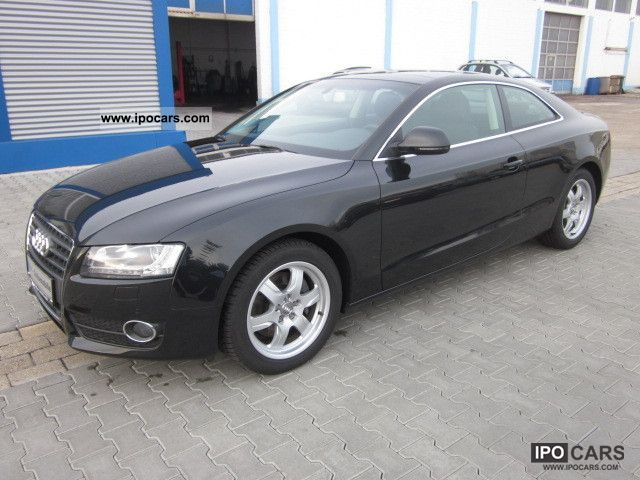 2009 audi a5 2 7 tdi dpf sport suspension dvd navigation view car photo and specs. Black Bedroom Furniture Sets. Home Design Ideas