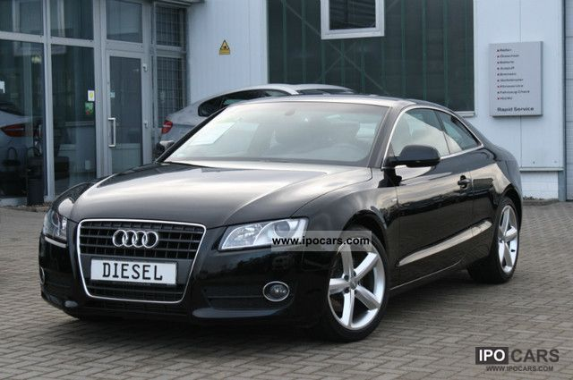2010 Audi A5 Coupe 2 0 Tdi S Line Sport Package Sports Car