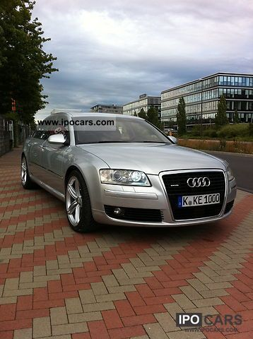 Audi  A8 4.2 quattro Lang / 3x TV/20 \ 2006 Liquefied Petroleum Gas Cars (LPG, GPL, propane) photo