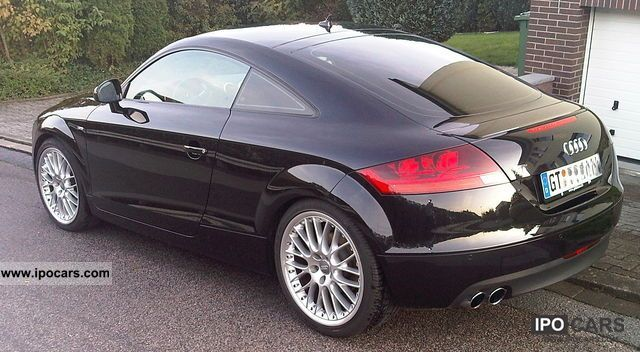 2010 audi tt coupe 2 0 tfsi s line 19 inch xenon car photo and specs. Black Bedroom Furniture Sets. Home Design Ideas