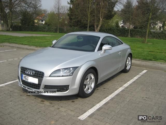 2008 audi tt coupe car photo and specs. Black Bedroom Furniture Sets. Home Design Ideas