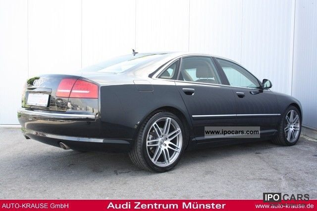 2007 audi a8 4 2 tdi dpf quattro 240 326 kw ps tiptr car photo and specs. Black Bedroom Furniture Sets. Home Design Ideas