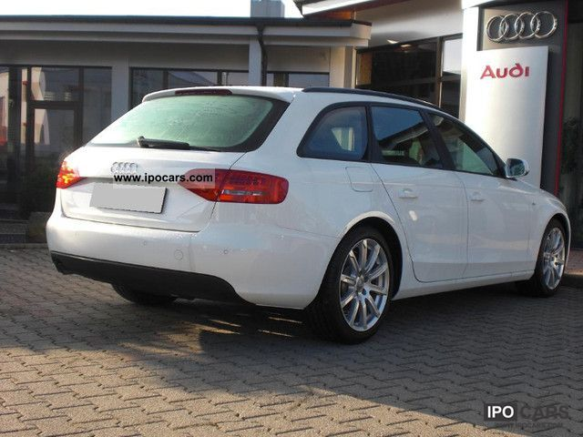 2012 audi a4 avant 1 8 tfsi ambition s line car photo and specs. Black Bedroom Furniture Sets. Home Design Ideas
