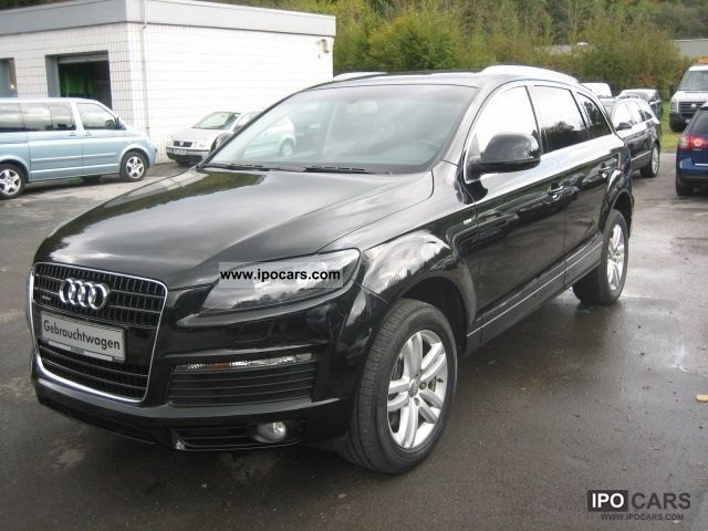 2007 audi q7 3 6 fsi quattro car photo and specs. Black Bedroom Furniture Sets. Home Design Ideas
