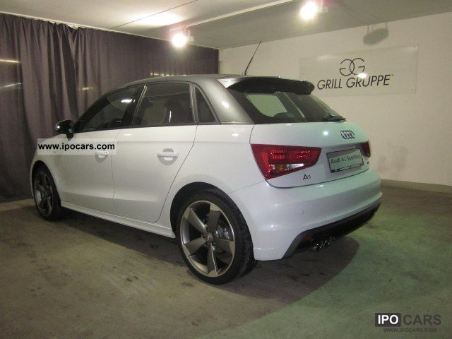 2011 audi a1 sportback 1 4 tfsi s line 136 185 kw ps s car photo and specs. Black Bedroom Furniture Sets. Home Design Ideas