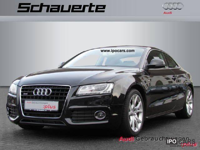 2008 Audi  A5 S-Line NAV/XenonPlus/APSPlus/Alu18 \ Limousine Used vehicle photo