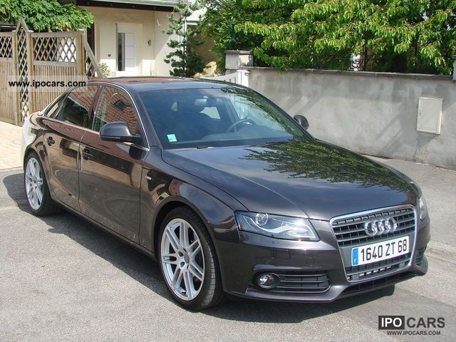 2009 Audi Audi A4 2 7 Tdi V6 Car Photo And Specs