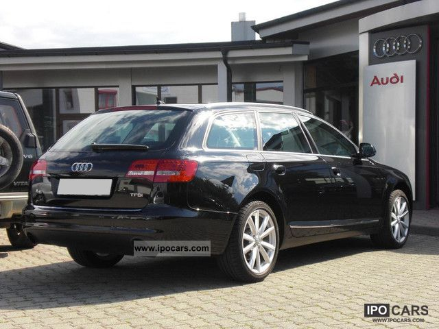 2010 audi a6 avant 2 0 tfsi car photo and specs. Black Bedroom Furniture Sets. Home Design Ideas