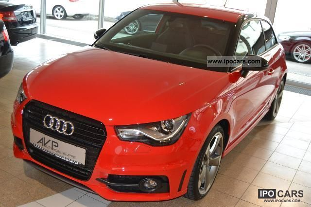 2011 audi a1 3 door 1 4 tfsi s line 136 185 kw ps s tr car photo and specs. Black Bedroom Furniture Sets. Home Design Ideas