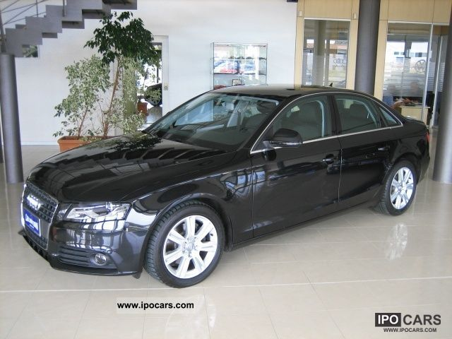2010 Audi  A4 2.0 TDI 143 cv 2010 aziendali Limousine Used vehicle photo