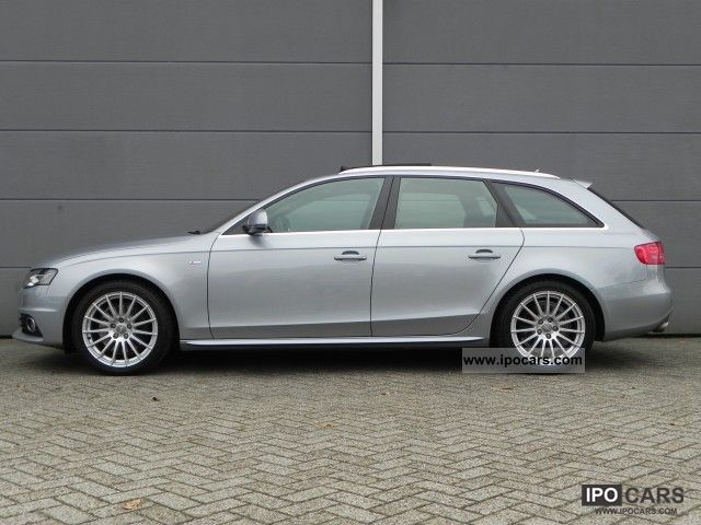 2009 Audi  A4 Av. 2.0 TFSI Quattro Pro / S-line Estate Car Used vehicle photo