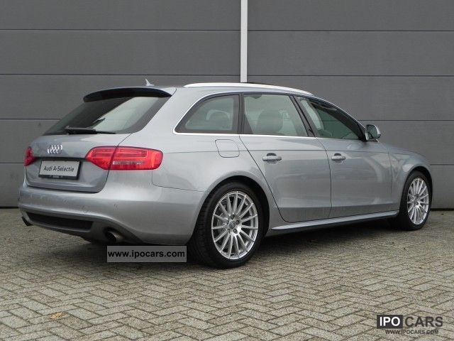 2009 audi a4 av 2 0 tfsi quattro pro s line car photo and specs. Black Bedroom Furniture Sets. Home Design Ideas