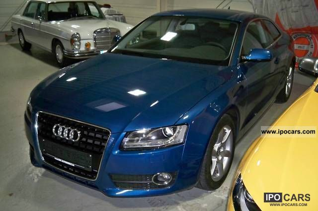 2009 audi a5 3 2 fsi multitronic mmi navi sports seats. Black Bedroom Furniture Sets. Home Design Ideas