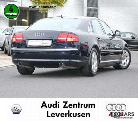 2007 Audi A8 4.2 V8 Quattro NAVI XENON GSD AIR SUSPENSION