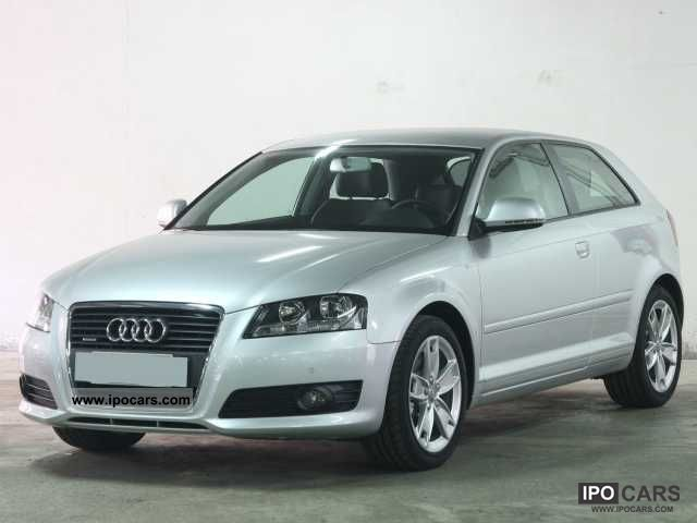2009 audi a3 2 0 tfsi quattro ambition car photo and specs. Black Bedroom Furniture Sets. Home Design Ideas