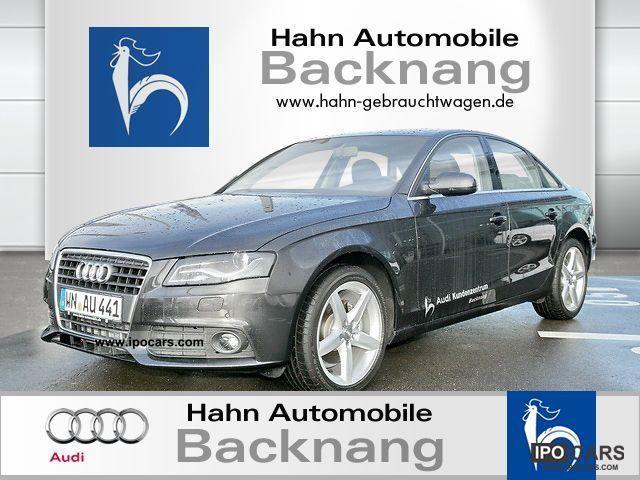 2011 Audi  A4 ambience, navigation system, xenon Limousine Demonstration Vehicle photo
