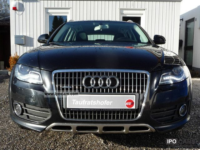 2010 Audi  A4 allroad quattro 2.0 TDI DPF € ca.50t NP 1AA Estate Car Used vehicle photo