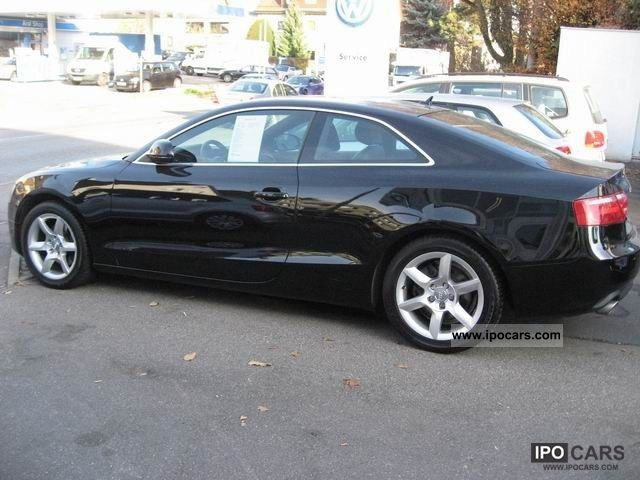 2008 audi a5 air navi xenon pdc leather electric seats. Black Bedroom Furniture Sets. Home Design Ideas