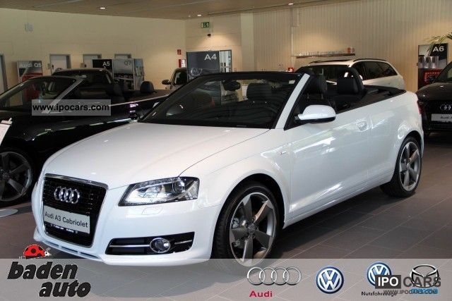 2011 audi a3 cabriolet 1 4 tfsi s line advanced xenon 18 car photo and specs. Black Bedroom Furniture Sets. Home Design Ideas