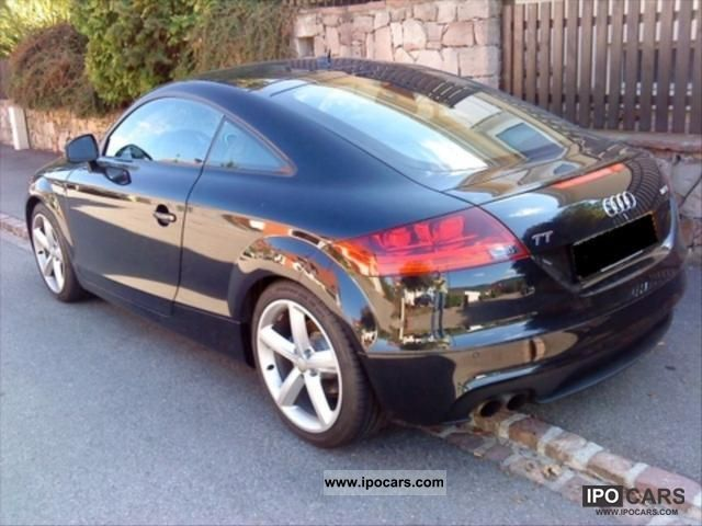 2010 audi tt 1 8 tfsi s line 160ch car photo and specs. Black Bedroom Furniture Sets. Home Design Ideas