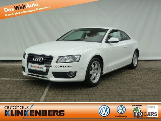 2010 Audi  A5 1.8 TFSI Automatic air conditioning 1.Hand Limousine Used vehicle photo