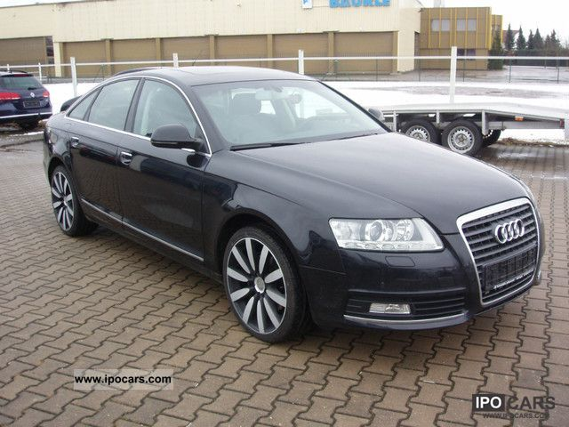 2009 audi a6 2 0 tfsi multitronic facelift model car photo and specs. Black Bedroom Furniture Sets. Home Design Ideas