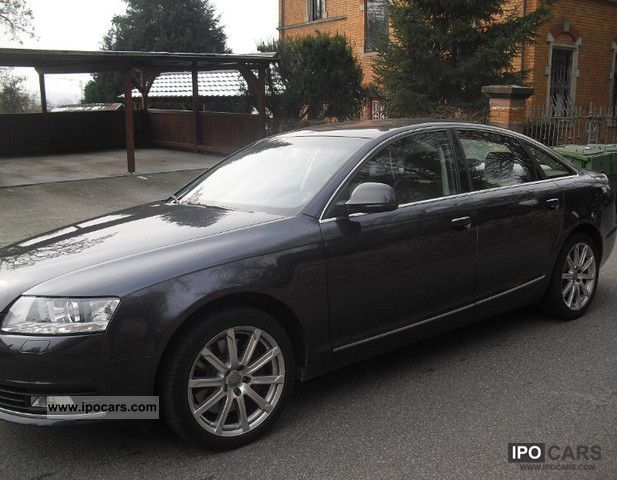 2010 audi a6 3 0 tdi quattro tiptronic car photo and specs. Black Bedroom Furniture Sets. Home Design Ideas