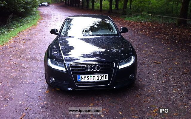 2007 Audi  QUATTRO 3.0 TDI DPF * SWITCH * Le Navi + MMI Sports car/Coupe Used vehicle photo