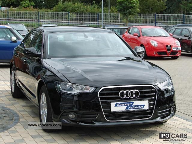 2011 Audi A6 2.0 TDI KLIMAAUTOMATIK MMI SITZHEIZUNG - Car Photo and ...